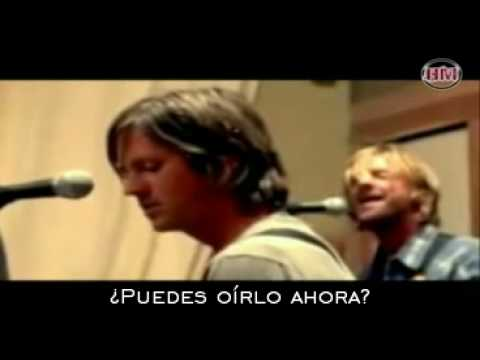 Switchfoot - The Sound (subtitulado español)  [History Maker]