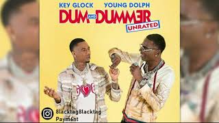 "Young Dolph x Key Glock Type Beat 2019 "" Dum & Dummer "" ( Prod. By 8LACKTAG )"