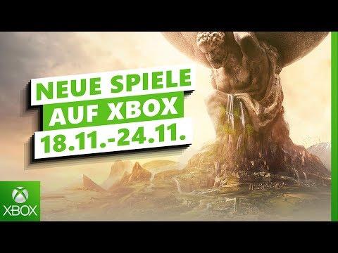 Neue Spiele der Woche 18. - 24. November   Xbox Weekly News