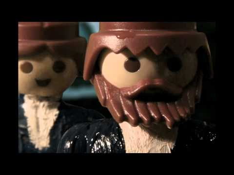 Trailer de Game of Thrones recreado con muñecos de Playmobil