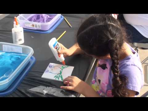 RAW VIDEO: El Centro Elementary School District holds art festival
