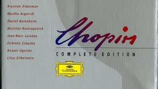 Frederic Chopin   Complete Edition Vol II   Ballades & Etudes 2CDs CD 1