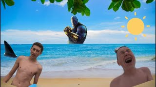Sick Beach Day (Cole's First time editing)