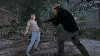 IMPARABLE JASON! - FRIDAY THE 13th: THE GAME