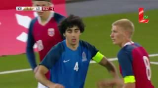Норвегия до 21 : Азербайджан до 21