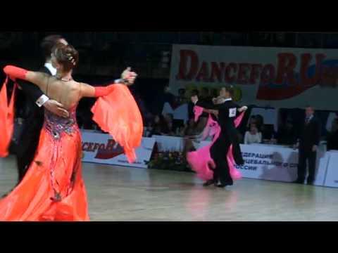 Жарков Дмитрий - Куликова Ольга, танго