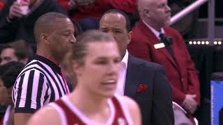 2019.01.24 #21 NC State Wolfpack at #23 Louisville Cardinals Basketball