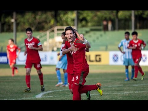 FC HTTU vs Manang Marshyangdi Club: AFC President's Cup 2014 (Group Stage) Follow all the action from the AFC Champions League: Facebook: http://goo.gl/b8Qj7...