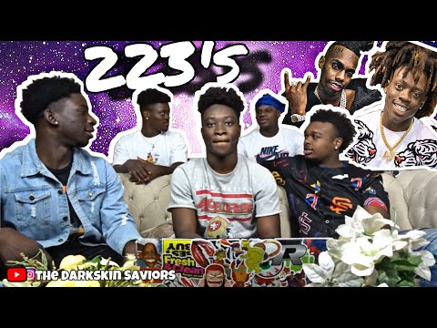YNW Melly - 223s ft. 9lokknine [Official Video] *REACTION*