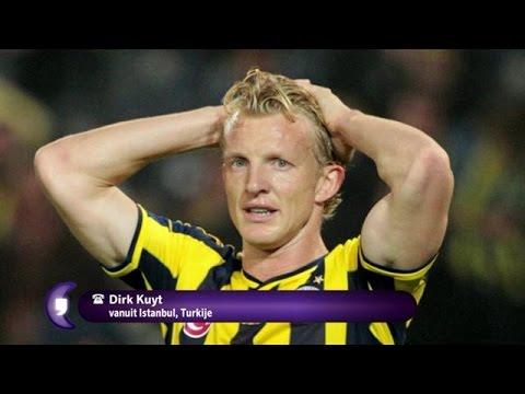 Dirk Kuyt: Met veel trots gekozen voor Feyenoord - RTL LATE NIGHT