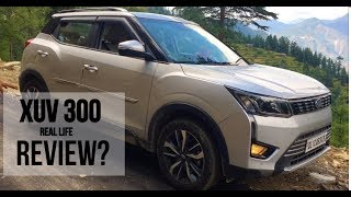 XUV300 REAL LIFE REVIEW | OFF ROAD TEST| OWNER REVIEW | JIBHI | HIMACHAL PRADESH | W8 (o) Diesel