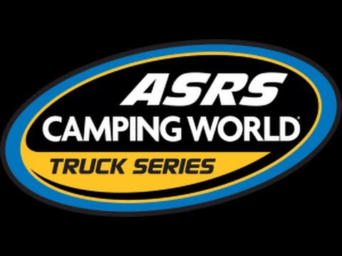 ASRS Camping World Truck Series - Round 19 - Lucas Oil