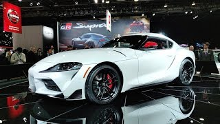 OFFICIAL 2020 Toyota Supra Unveiling!