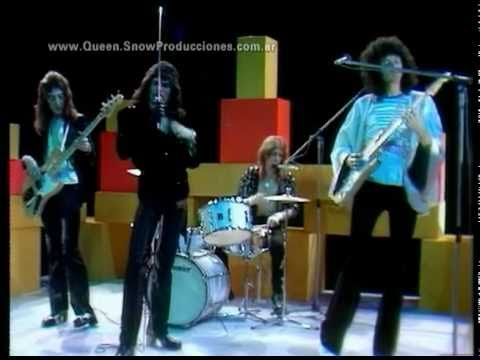 Queen | Killer Queen (Dutch TV Top of the Pops 1974)