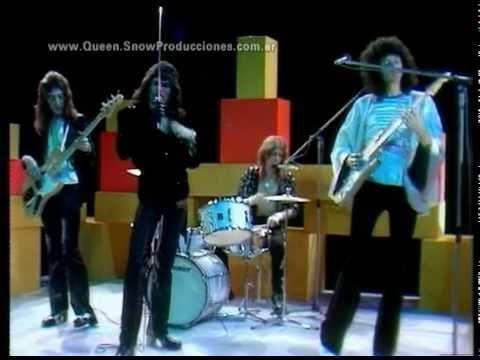 Queen | Killer Queen (Avro's TopPop - Dutch TV 1974)