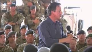سلاح الجو البريطاني يشن ضربات في العراق