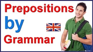 Preposition BY | English grammar lesson