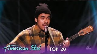 "Alejandro Aranda: An EPIC Cover Of Post Malone's ""Fall Apart"" 