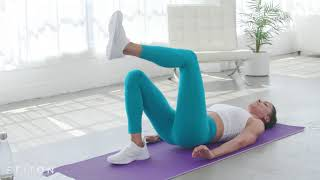 5 Minute Booty Booster Home Workout with Bree Branker
