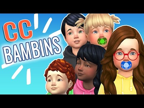 MES 1ERS CC BAMBINS - SIMS 4