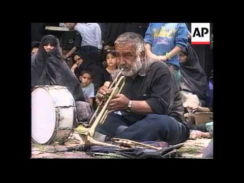 IRAN: TEHRAN: A RENAISSANCE OCCURRING IN THE COUNTRY'S MUSIC