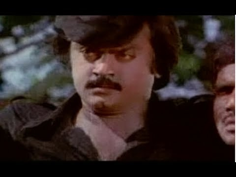 Alai Osai Movie Songs - Porada Daa Song - Vijayakanth, Nalini video