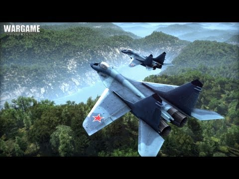 Wargame: AirLand Battle Gameplay (PC HD)