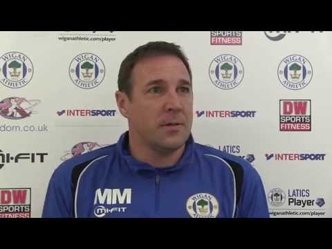 PREVIEW: 'We have to get back up after Forest disappointment' - Malky Mackay