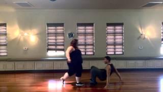 Original - A Fat Girl Dancing: Wiggle (Jason Derulo ft. Snoop Dogg)
