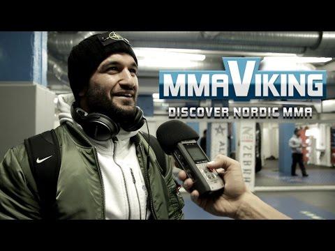 Michel Ersoy Superior Challenge 11 Pre Fight Interview