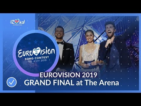 Eurovision 2019 Grand Final at the Arena