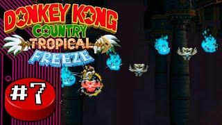 Donkey Kong Country: Tropical Freeze, Part 7: Balloon Bonanza - Button Jam