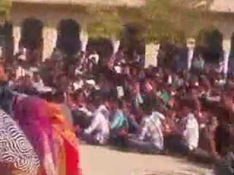 Sk College Sikar A Motivational Speech By Young  Boy video