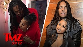 Waka Flocka And His New Wife Are Still Accepting Wedding Gifts | TMZ TV