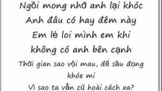 Lương Minh Trang - Tan lyrics