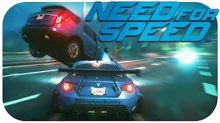 NEED FOR SPEED (2015) EPIC FAILS & GLITCHES (NFS 2015 Funny Moments Part 3)