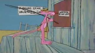The Pink Panther Reel Pink