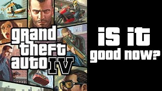 GTA4 has come back, is it good now?