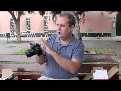 Canon 650D vs 600D Review (en Español) - Rebel T3i vs T4i