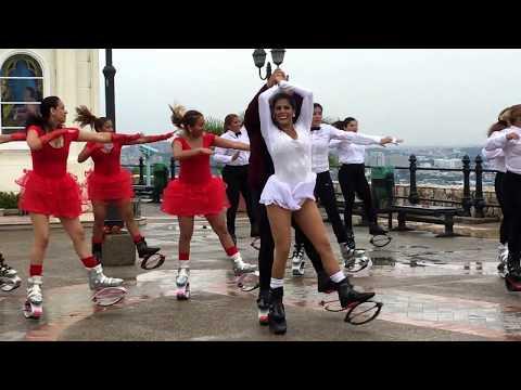 kangoo Dance CASATE CONMIGO by ROSIBELL CALERO ( Guayaquil - Ecuador )