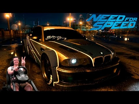 Need For Speed 2016 на PC - совсем другое дело!
