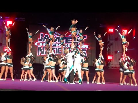 Cheer Extreme R5 Rebels JAMFEST 2014