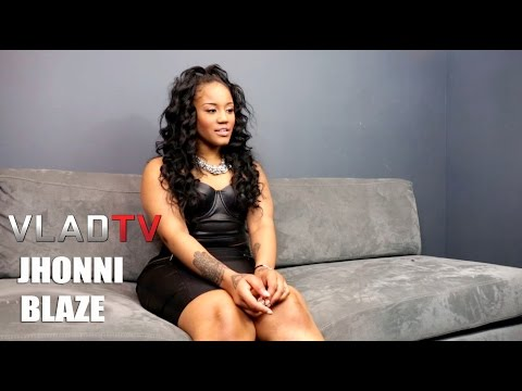 Jhonni Blaze On Having No Regrets After Fight With Diamond video