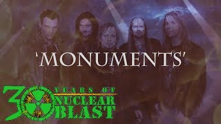 EDGUY - Monuments ( album trailer)