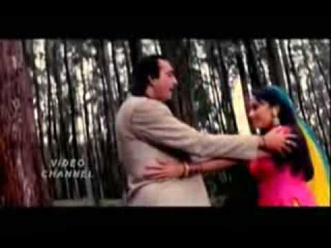 Mera Dil Bhi Kitna Song Saajan Hindi Hit Movie video
