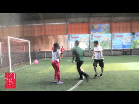 JKT48 OFC Event: Dodge Ball 29 03 2013