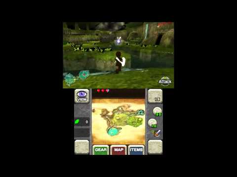 Citra Running Ocarina Of Time 3d Near Fullspeed With Opengl Renderer video