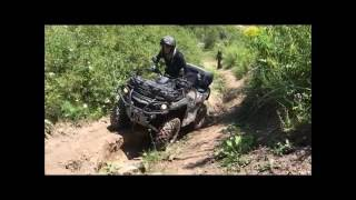 ATVClub.kz trip to the mountains near Almaty