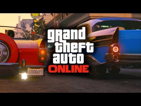 GTA Online - Announcement Trailer