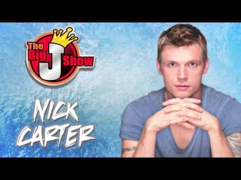 The Big J Show - Nick Carter Interview